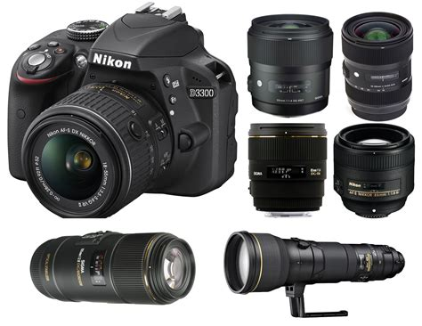best lenses for nikon d3300 best lenses for nikon d3300 lens rumors