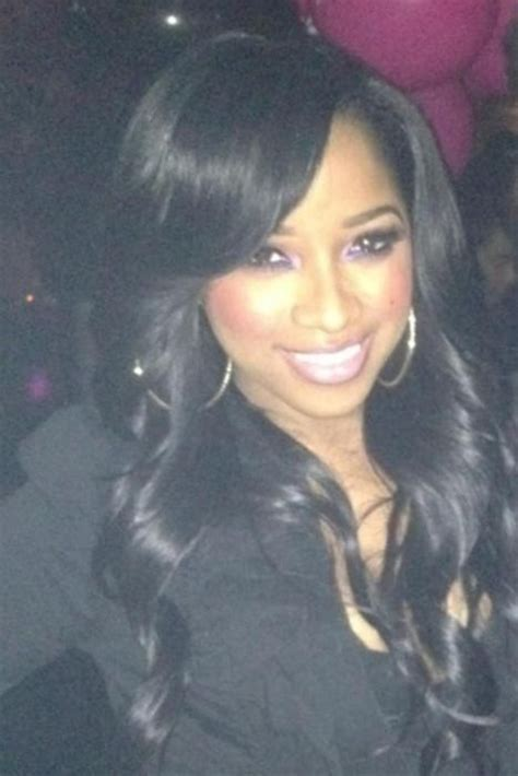 toya wright side braid style 17 best images about hair hair hair on pinterest