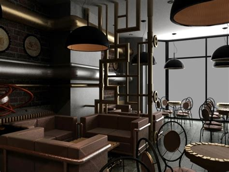 40s Home Decor by Modern Interior Design And Exquisite Decoration Steampunk