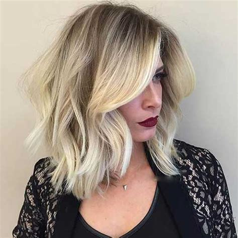 medium cut hairstyles com 30 short to medium haircuts short hairstyles 2017