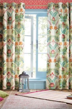 tropical print curtains simple ways to give your home a summer makeover the upcoming