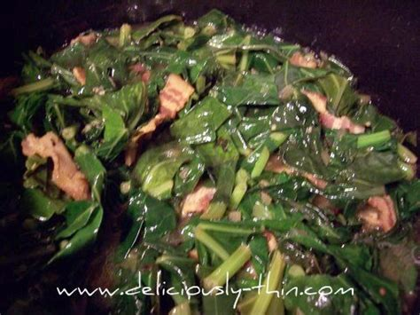 how to cook turnip greens how to cook greens