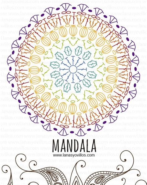lovely mandalas beautiful patterns 1514699346 149 best images about crochet mandala inspiration on crochet mandala pattern