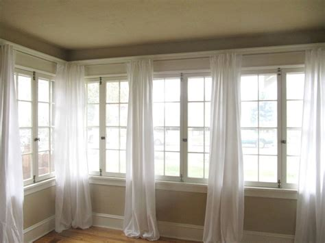 home window treatments 15 designer tricks to get pinterest worthy curtains hometalk