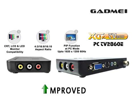 Tv Tuner Gad gadmei computer technology gadmei tv2810e gadmei tv box