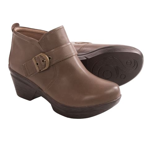 sanita boots sanita norma ankle boots for 9375t save 82