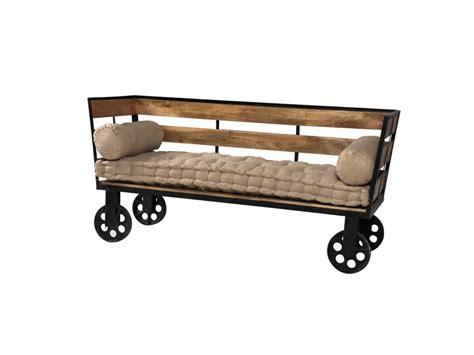 divano con ruote divano etnico outlet divano industrial con ruote struttura