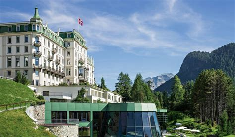 Grand Detox Resort by Digital Detox Im Grand Hotel Kronenhof Das Magazin F 252 R