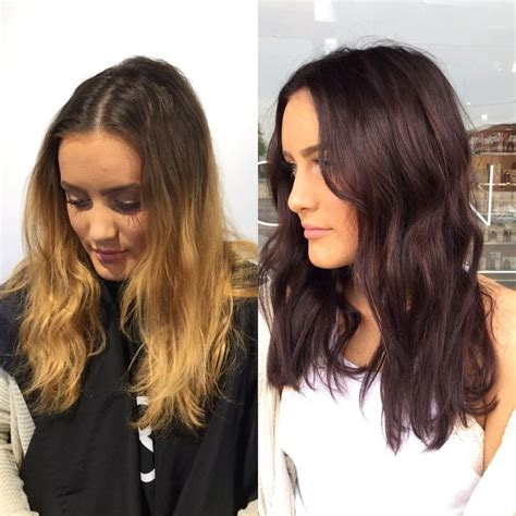 brown hair to blonde hair transformations 21 best before after images on pinterest hair journey