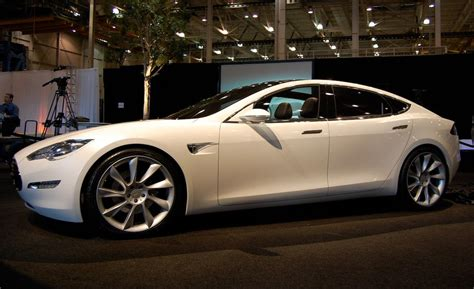 2012 Tesla Model S Car And Driver