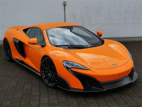 orange mclaren price one of five mclaren 675lt prototypes for sale carscoops