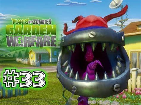 Plants Vs Zombies Garden Warfare Chomper by Plants Vs Zombies Garden Warfare Part 33 Power