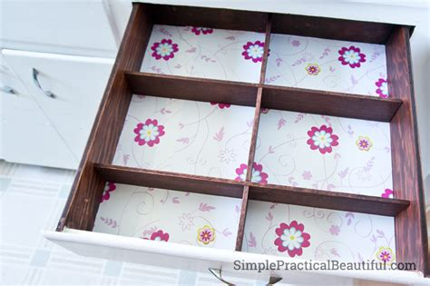 Make Your Own Drawer by Make Your Own Dresser Drawer Dividers Image Mag
