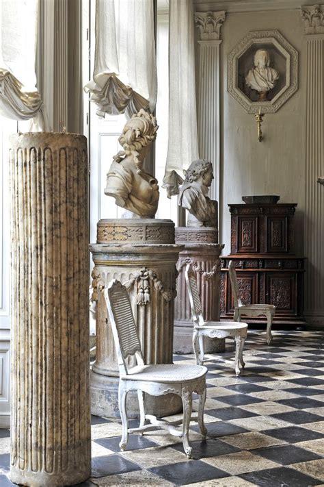 neoclassical abundance peter hone interior design drapes and columns decor ideas pinterest style