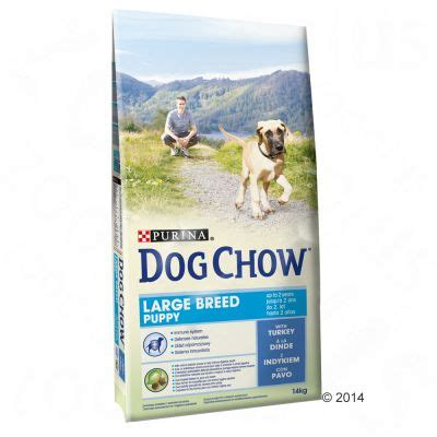 purina large breed puppy chow purina chow puppy large breed croquettes pour chien zooplus