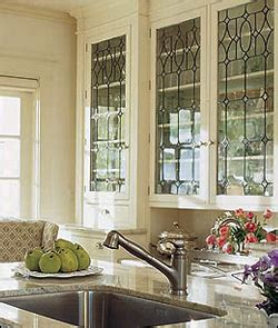 Decorative Glass Kitchen Cabinets | decorative glass for cabinets peenmedia com
