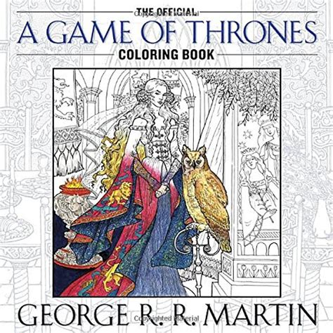 thrones coloring book completed of thrones tv show news episodes and