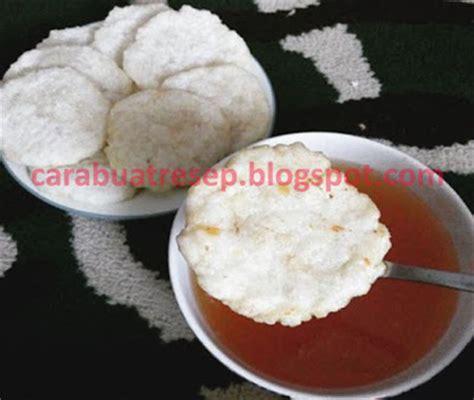 membuat cireng nasi sisa renyah resep masakan indonesia
