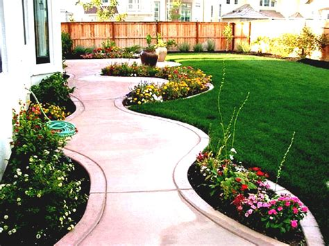 Small Backyard Garden Design Ideas The Terrace And Front Landscape Design For Small Backyard