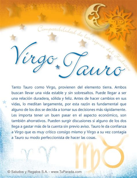 Compatibilidad De Virgo Y Tauro Euroresidentes   virgo