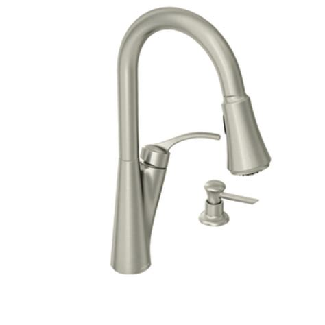 Menards Moen Kitchen Faucets by Menards Moen Kitchen Faucets Moen Sullivan Single Handle