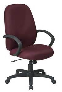 fabric office chairs high back fabric ergonomic office chair os ex2654 ebay