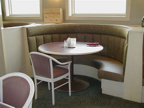 Banquette Seating Design by Banquette Seating Design For Compact And Fashionable