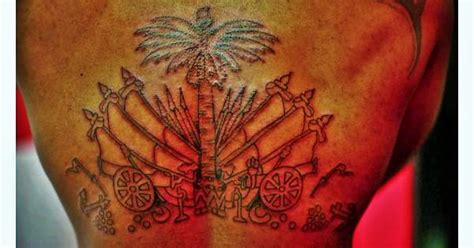 haitian tattoos haiti ayiti 1804 tattoos sola