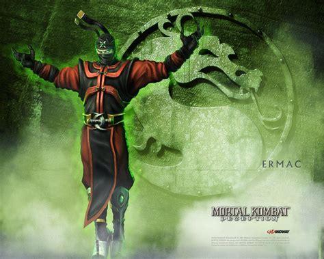 Mortal Kombat Ermac Wallpaper