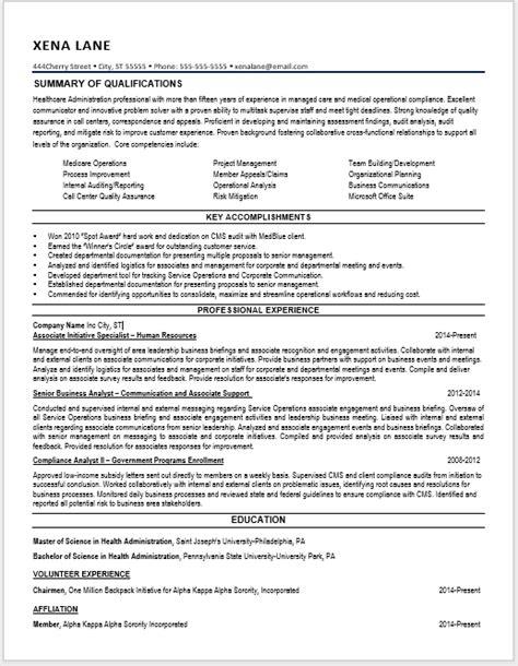 affiliation in resume sle sorority affiliation on resume 28 images certified