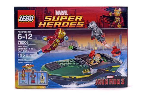 lego iron sea battle iron extremis sea battle lego set 76006 1