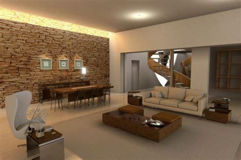 nice Wall Designs For Living Room #6: wohnzimmertische-design-braun-holztextur.jpg