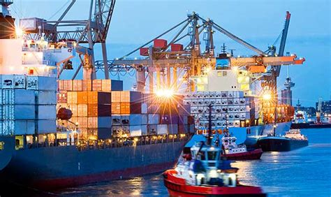 sea freight services     import  export