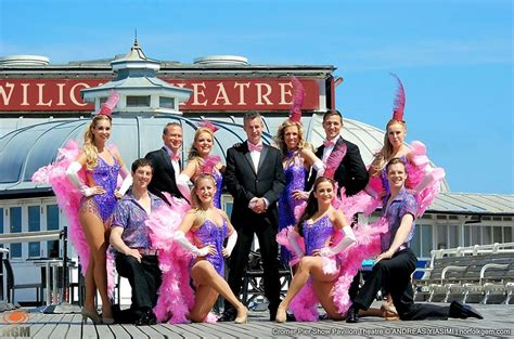 the piers show seaside special spectacular cromer pier pavilion 2015
