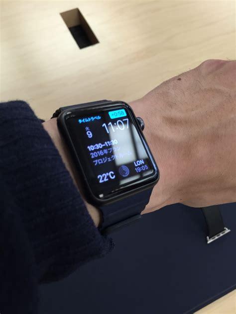 apple watch 3 indonesia 画像あり 色々なapple watch 主に黒系統 を実際に試着した感想 smco memory