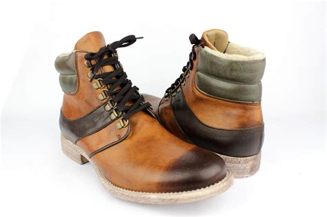 Handmade Winter Boots - winter boots handmade in portugal in genuine leather