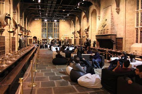 the great hall harry potter harry potter studio tour sky event heyuguys