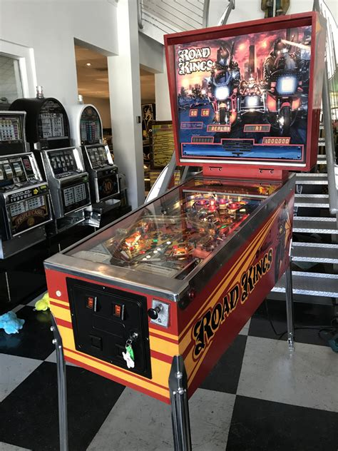 road kings pinball machine fun