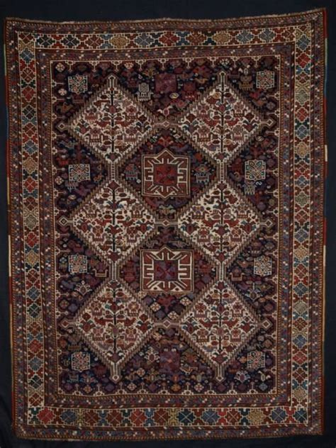 interesting rugs antique south west persian khamseh rug with interesting