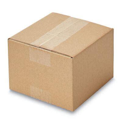 Teh Satu Karton brown single wall boxes davpack