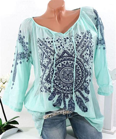 Summer Tunik 2 1000 ideen zu hippie bluse auf tunika blusen