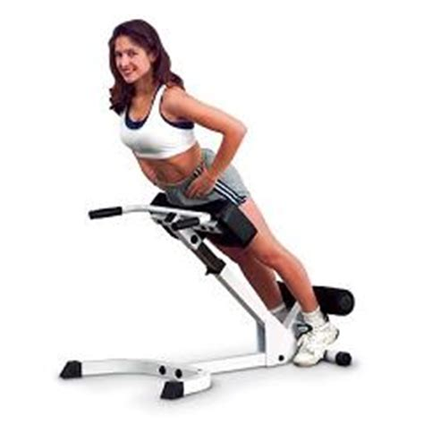 45 degree back extension bench losing belly fat with the 45 degree extension bench