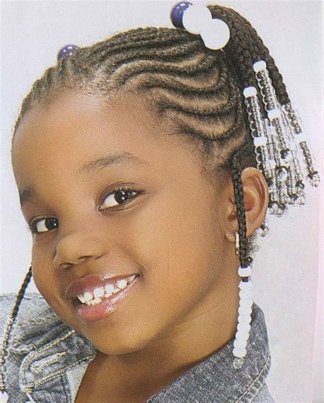 short braided style for babies braid hairstyles african american little girl hairstyles