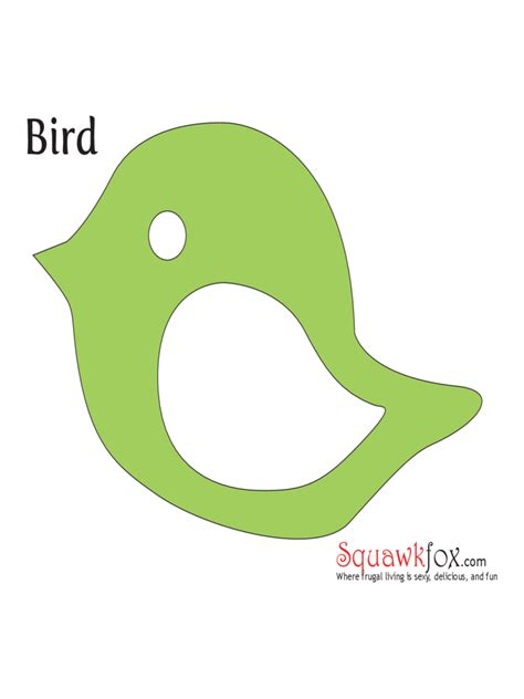 bird template bird template 5 free templates in pdf word excel