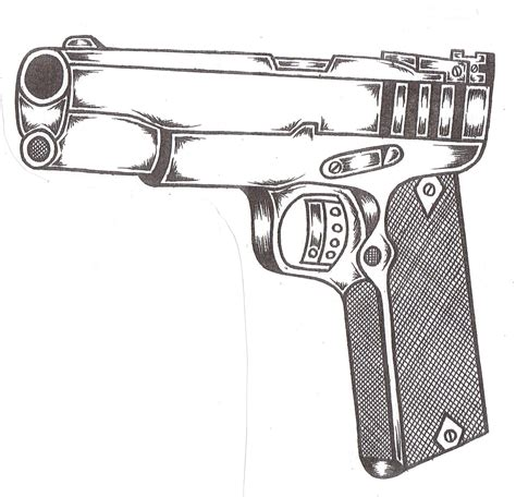 how to draw doodle guns the gallery for gt shotgun drawings