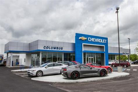 chevrolet of columbus car dealership in columbus in 47201