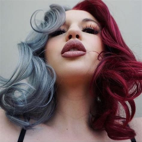 hair color 201 1557 best images about rockabilly hairstyles and colors