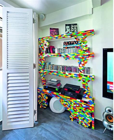 lego bookshelf panda s house