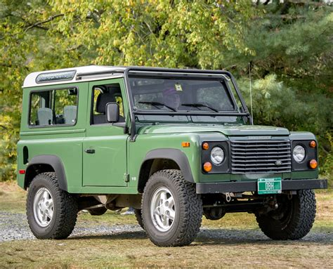 1997 land rover defender image gallery defender 90
