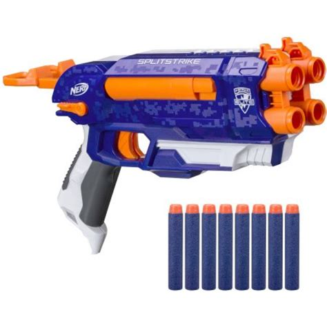 Nerf Strike Strike nerf n strike elite split strike blaster walmart